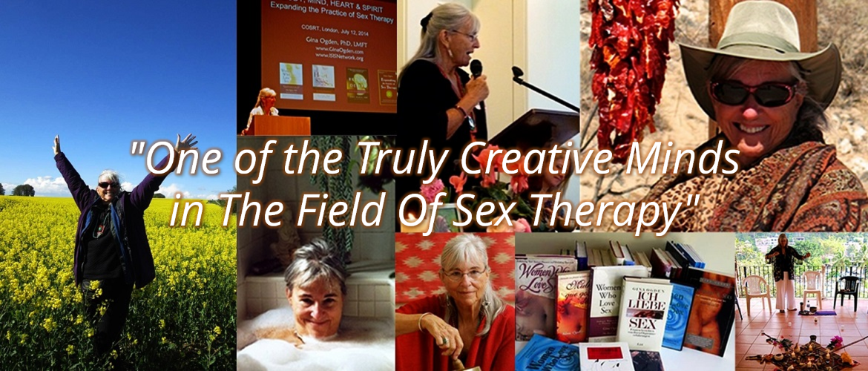 Gina Ogden PhD, LMFT Biography